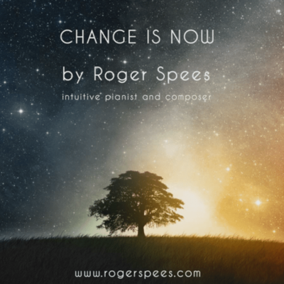 Roger Spees - Change is now